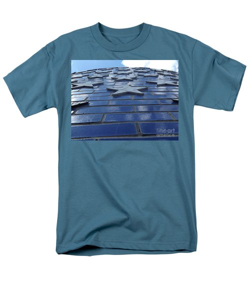 Stars To The Sky Men's T-Shirt  (Regular Fit) by Erick Schmidt
