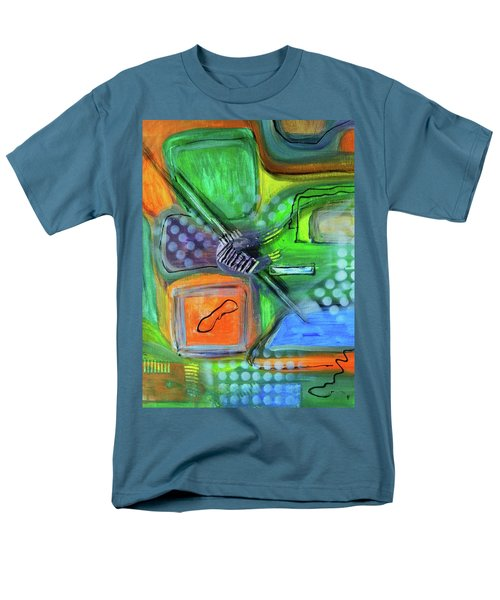 Stay In The Game Men's T-Shirt  (Regular Fit) by Everette McMahan jr