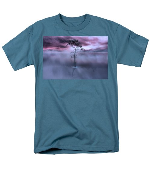 Stick Together The Storm Will Pass Men's T-Shirt  (Regular Fit) by Gray  Artus