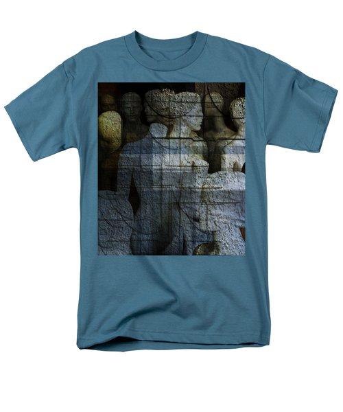 Strong, Fearless, Beautiful  Men's T-Shirt  (Regular Fit) by Danica Radman