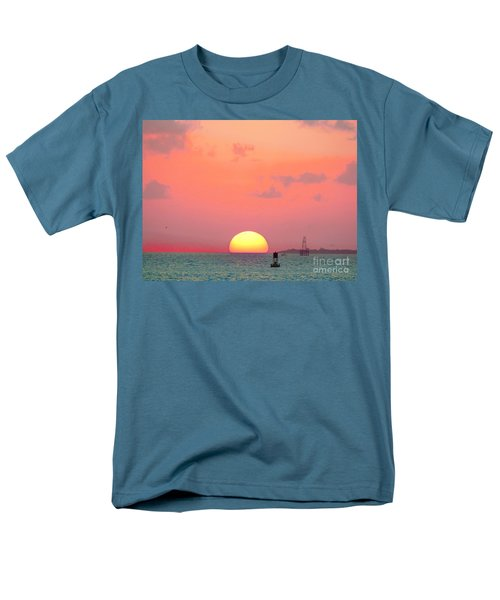 Submerge  Men's T-Shirt  (Regular Fit) by Expressionistart studio Priscilla Batzell