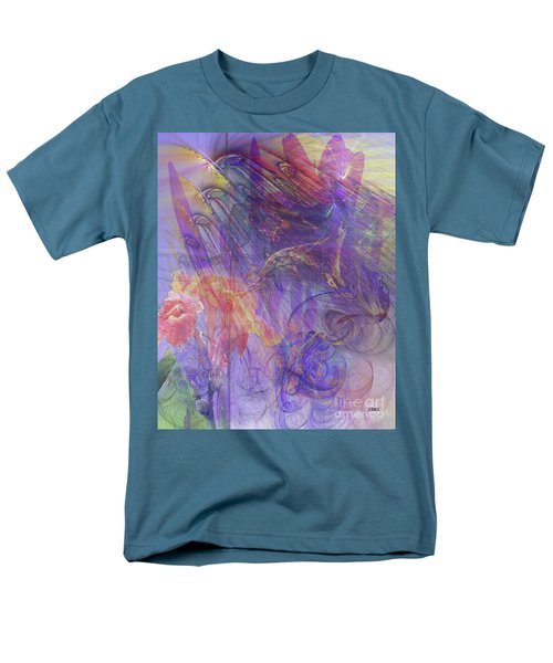 Summer Awakes Men's T-Shirt  (Regular Fit)