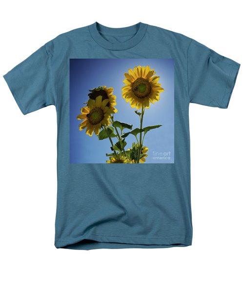 Sun Flowers Men's T-Shirt  (Regular Fit) by Brian Jones