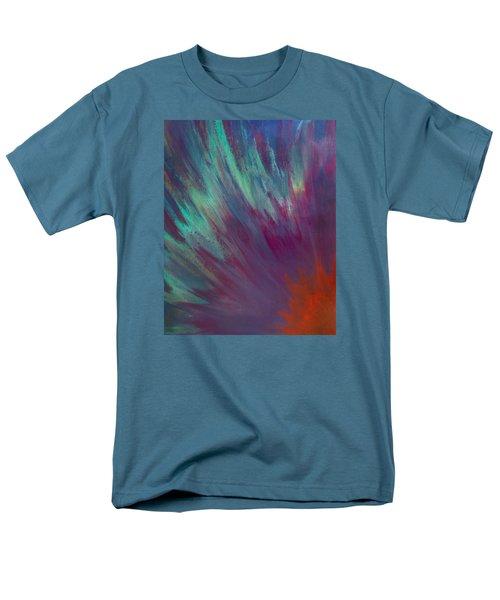 Sunburst Aura Men's T-Shirt  (Regular Fit)