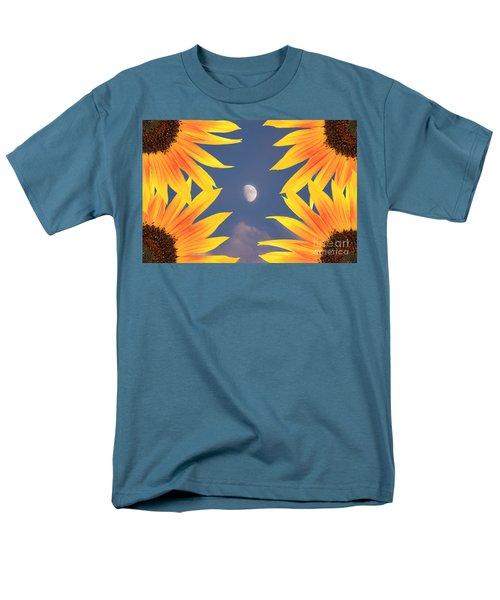 Sunflower Moon Men's T-Shirt  (Regular Fit)