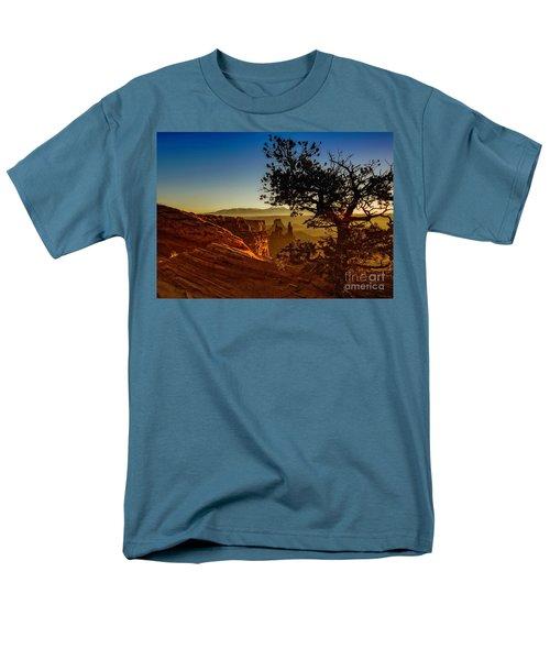 Sunrise Inspiration Men's T-Shirt  (Regular Fit) by Kristal Kraft
