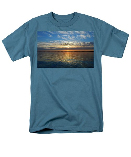 Sunset Dream  Men's T-Shirt  (Regular Fit) by Lyle Crump