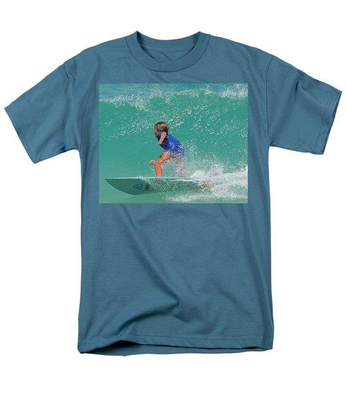 Surfer Boy Men's T-Shirt  (Regular Fit) by  Newwwman