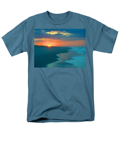 Men's T-Shirt  (Regular Fit) featuring the photograph Sweet Sunrise by  Newwwman
