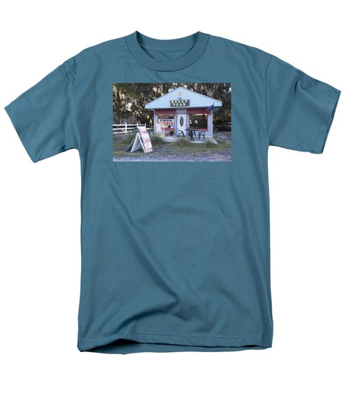 Sweet Teas And Fried Chicken Men's T-Shirt  (Regular Fit) by Suzanne Gaff