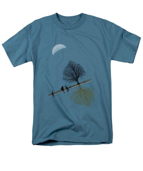 Switch Men's T-Shirt  (Regular Fit) by AugenWerk Susann Serfezi