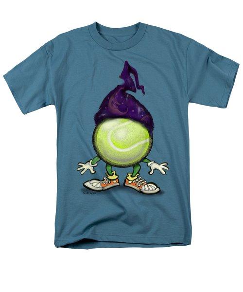 Tennis Wiz Men's T-Shirt  (Regular Fit) by Kevin Middleton