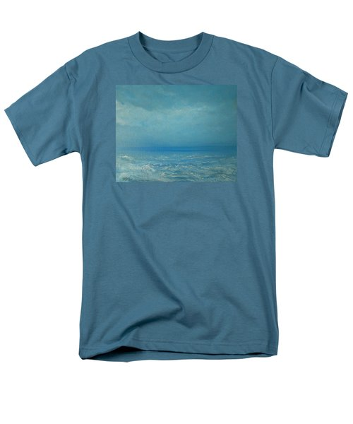 The Calm Before The Storm Men's T-Shirt  (Regular Fit) by Jane See