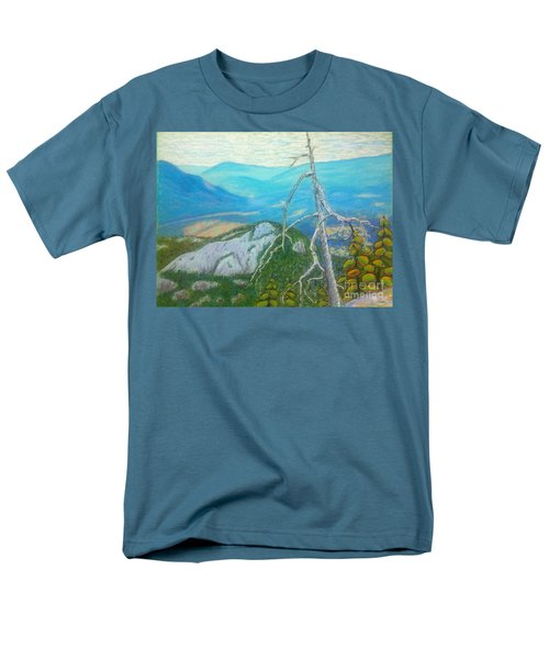 The  Chief  Men's T-Shirt  (Regular Fit) by Rae  Smith