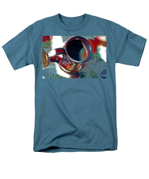 The Color Of Coffee Men's T-Shirt  (Regular Fit) by Robert Meanor