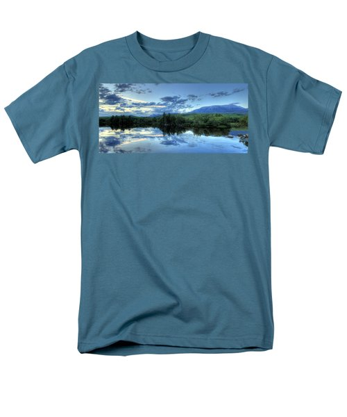 The End Is Near Men's T-Shirt  (Regular Fit) by Lori Deiter