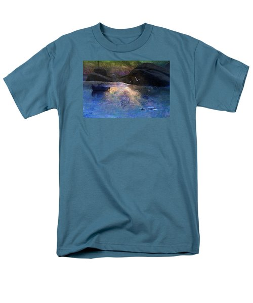 The Gathering Men's T-Shirt  (Regular Fit) by Ed Hall