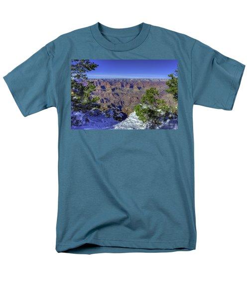 The Grand Canyon Men's T-Shirt  (Regular Fit)