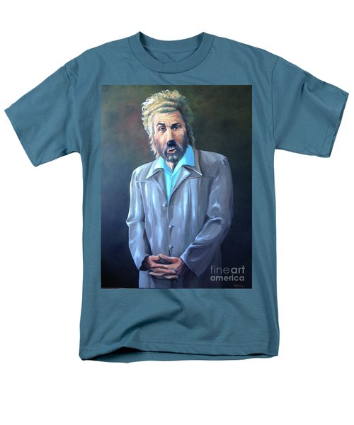 Men's T-Shirt  (Regular Fit) featuring the painting The Gunther by Diane Daigle