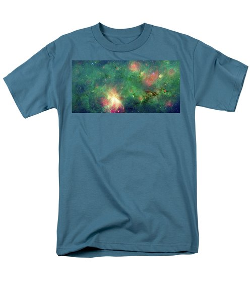 Men's T-Shirt  (Regular Fit) featuring the photograph The Invisible Dragon by NASA JPL-Caltech