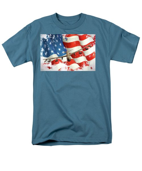 The Mighty B-52 Men's T-Shirt  (Regular Fit) by Peter Chilelli