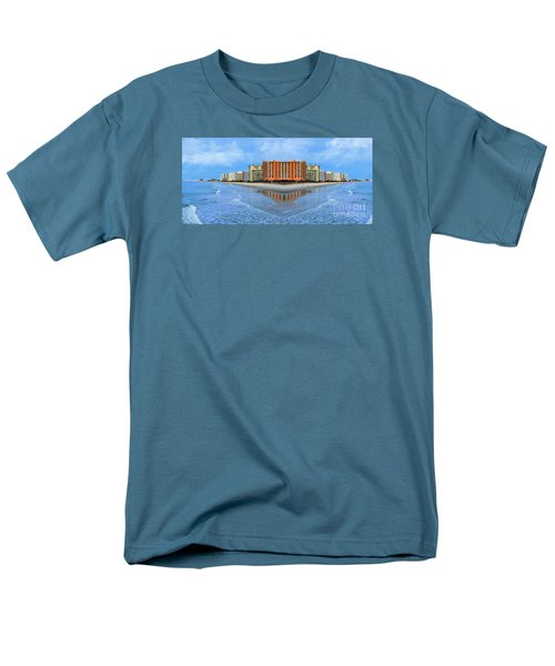 The Mirrors Of Your Mind Men's T-Shirt  (Regular Fit) by Kathy Baccari