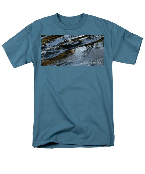 Men's T-Shirt  (Regular Fit) featuring the photograph The Star Of Love And Dreams by Linda Shafer
