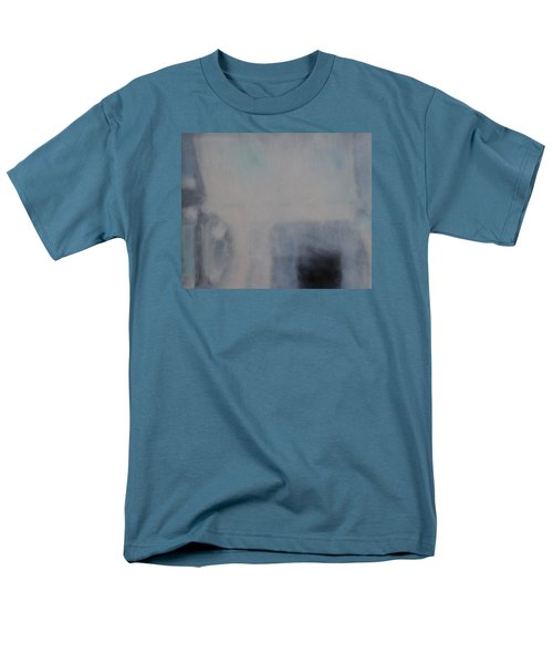 Men's T-Shirt  (Regular Fit) featuring the painting the Sublimation of ideas by Min Zou