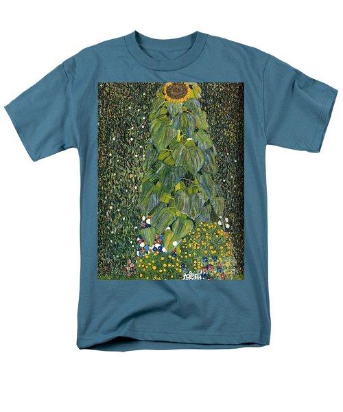 The Sunflower Men's T-Shirt  (Regular Fit) by Klimt