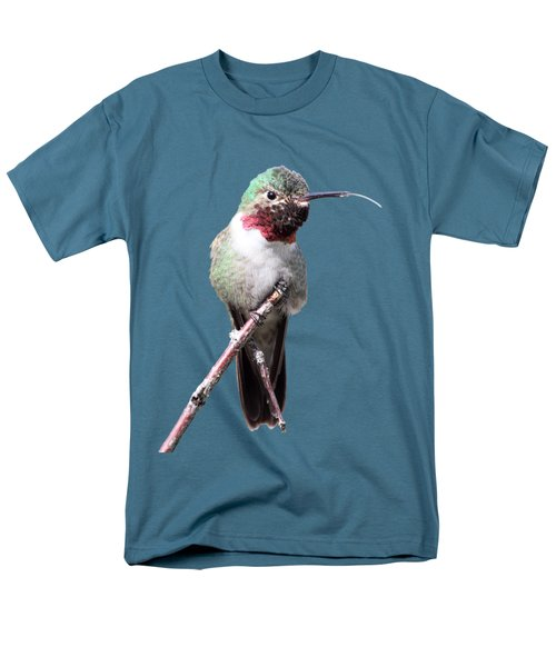 Men's T-Shirt  (Regular Fit) featuring the photograph The Taste Of Air by Shane Bechler