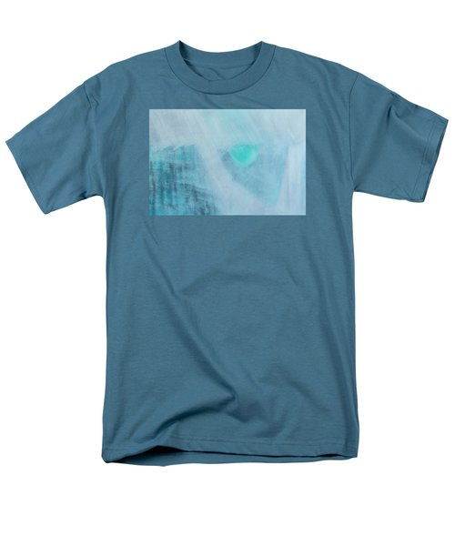 Men's T-Shirt  (Regular Fit) featuring the painting To Know Yourself by Min Zou