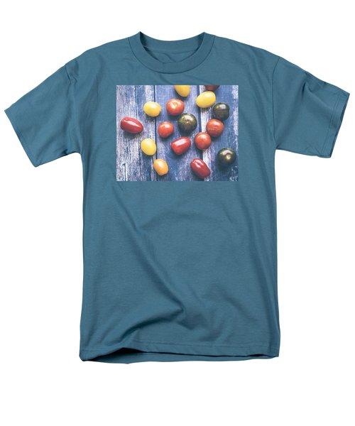 Tomato Medley  Men's T-Shirt  (Regular Fit) by Nicole English