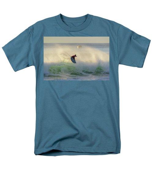 Touch The Sun Men's T-Shirt  (Regular Fit)