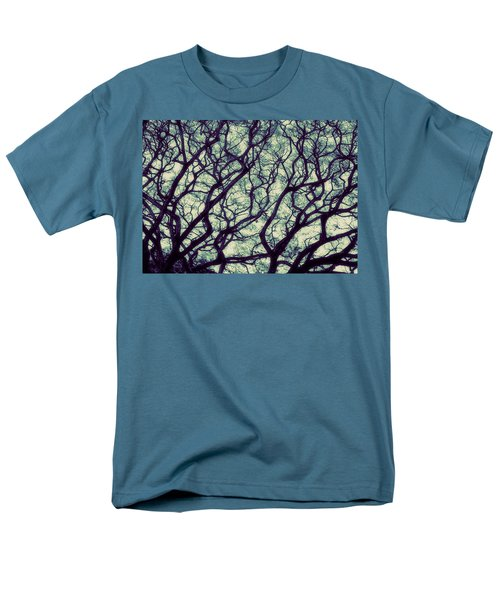 Men's T-Shirt  (Regular Fit) featuring the photograph Trees by Ranjini Kandasamy