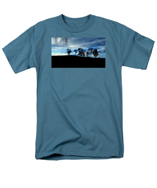 Men's T-Shirt  (Regular Fit) featuring the photograph Trees by RKAB Works