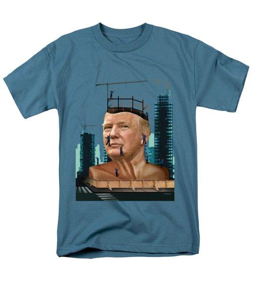 Trump Tower Men's T-Shirt  (Regular Fit) by Joseph Juvenal