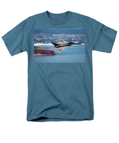 Typhoon Gina At Dawlish Air Show Men's T-Shirt  (Regular Fit) by Ken Brannen
