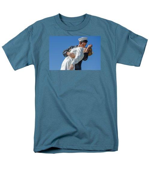 Unconditional Surrender 2 Men's T-Shirt  (Regular Fit) by Susan  McMenamin