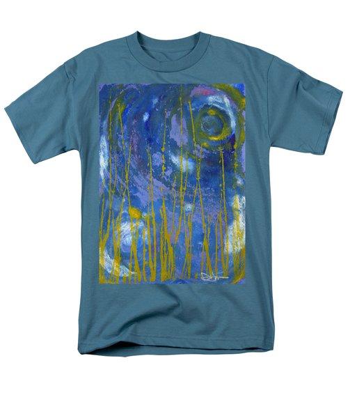 Men's T-Shirt  (Regular Fit) featuring the photograph Under The Ocean by Rachel Hames