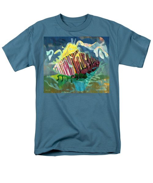 Undersea Still Life Men's T-Shirt  (Regular Fit) by Sarah Loft