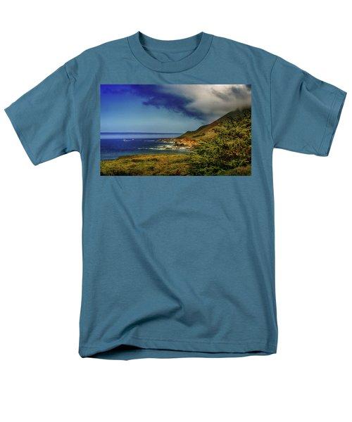 Up Coast Men's T-Shirt  (Regular Fit) by Joseph Hollingsworth
