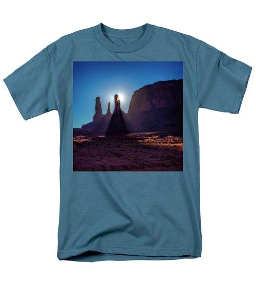 Utah Sunshine Men's T-Shirt  (Regular Fit) by Phil Cardamone