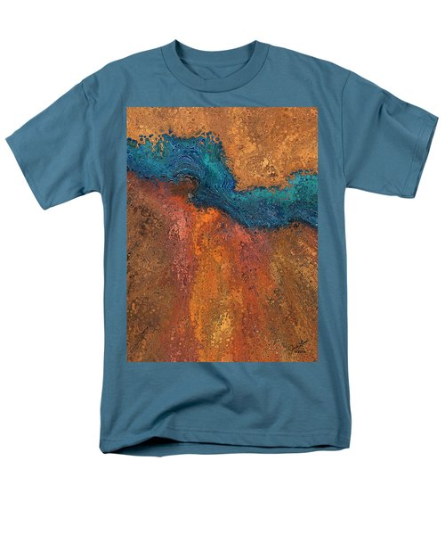 Verge Men's T-Shirt  (Regular Fit)