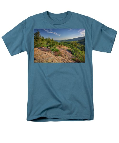 View From South Bubble Men's T-Shirt  (Regular Fit) by Rick Berk