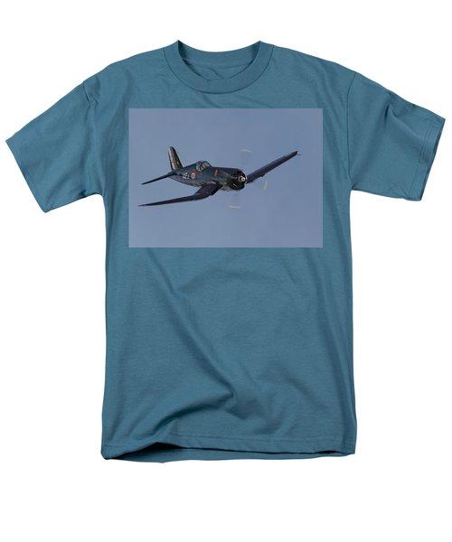 Vought Corsair Men's T-Shirt  (Regular Fit) by Pat Speirs