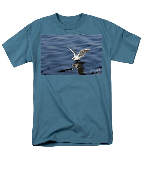 Walking On Water Men's T-Shirt  (Regular Fit) by Michal Boubin