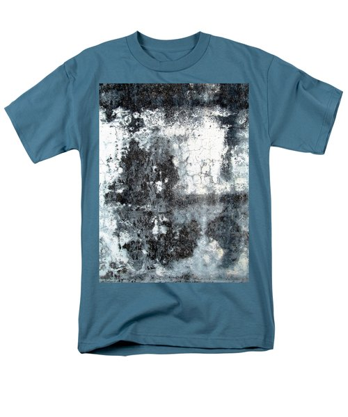 Wall Abstract 165 Men's T-Shirt  (Regular Fit) by Maria Huntley