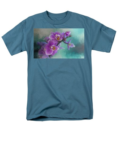 Men's T-Shirt  (Regular Fit) featuring the photograph Warms The Heart by Marvin Spates