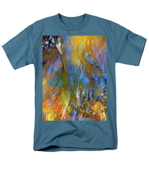 Water Wonder 164 Men's T-Shirt  (Regular Fit) by George Ramos