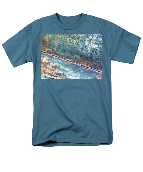 Men's T-Shirt  (Regular Fit) featuring the photograph Weathered by Kathy Bassett